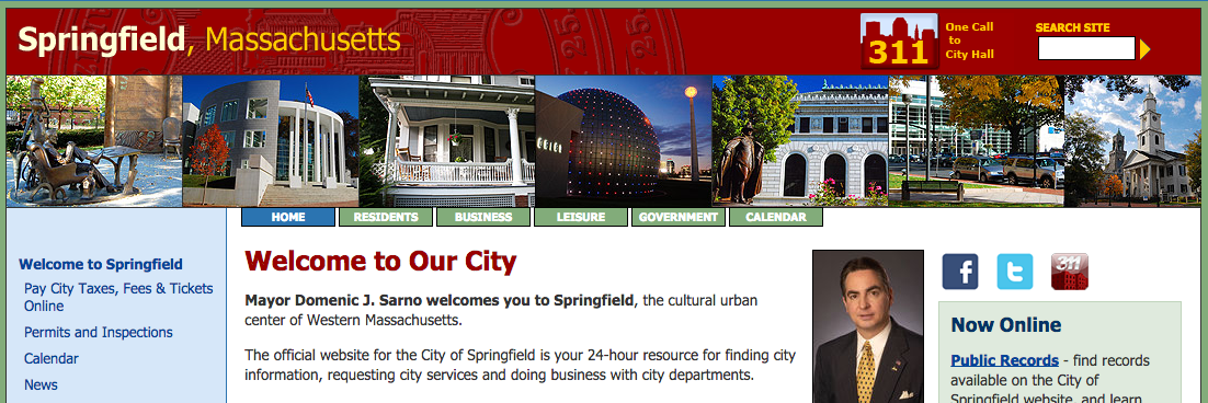 city-website